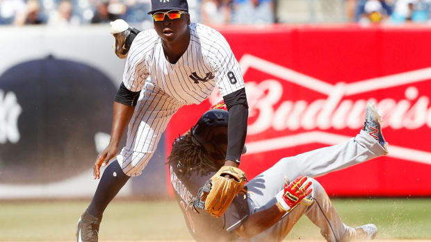 Yankees' Didi Gregorius To Undergo Tommy John Surgery--IMAGE