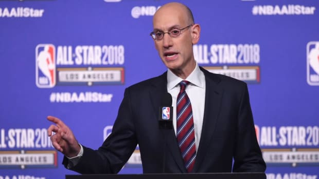 Report: NBA Launching Confidential Hotline to Report Workplace Issues  - IMAGE