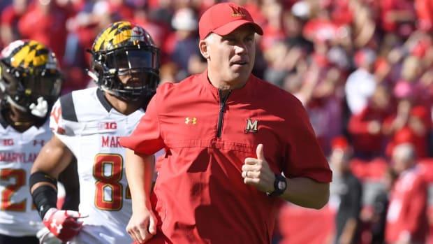 Maryland Fires Head Coach DJ Durkin - IMAGE