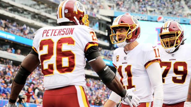 NFL Week 8: Top Performances on Sunday--IMAGE