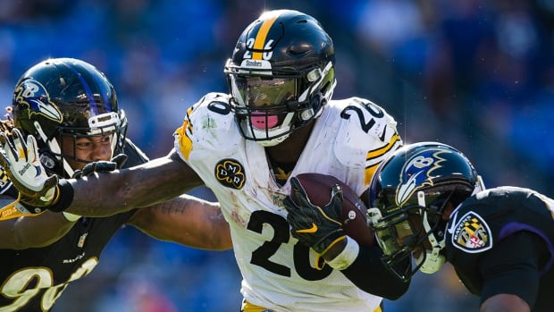 Steelers, Le'Veon Bell Fail to Reach Contract Extension By Deadline--IMAGE