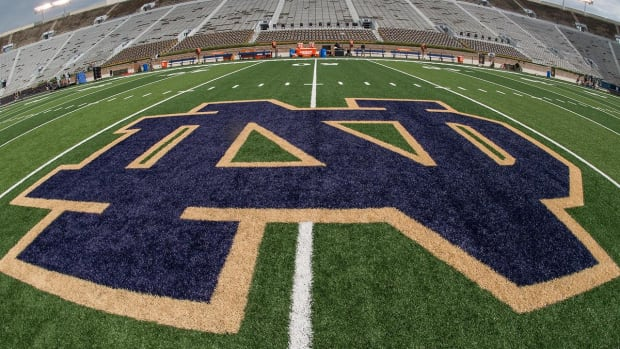 Notre Dame Forced to Vacate Wins From National Runner-Up Season - IMAGE