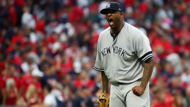 CC Sabathia Says He Will Likely Retire If Yankees Win Title This Season - IMAGE