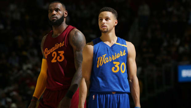 Captains LeBron James and Steph Curry Headline NBA All-Star Game Starters - IMAGE