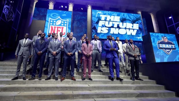 Report: Fox to Broadcast 2018 NFL Draft With ESPN, NFL Network - IMAGE