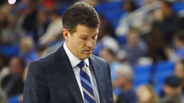UCLA Fires Steve Alford--IMAGE