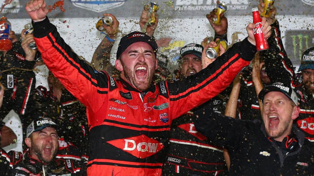 Austin Dillon Wins 60th Running of the Daytona 500  - IMAGE