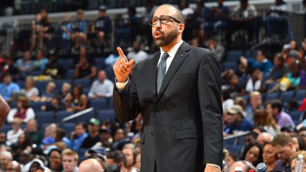 Report: David Fizdale Agrees to Deal to Become New Knicks Head Coach - IMAGE