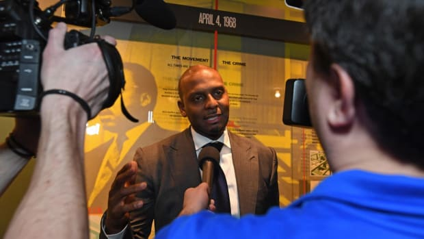 Report: Penny Hardaway Agrees to Be Memphis Coach - IMAGE