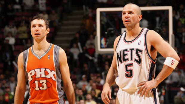 Report: Steve Nash, Grant Hill, Jason Kidd Among 2018 Hall of Fame Class--IMAGE