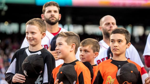 Orioles Offering Free Admission to Kids 9 and Under - IMAGE