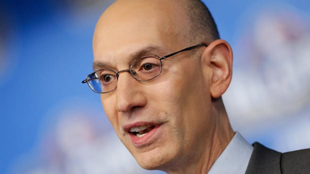 Adam Silver Warns Against Tanking - IMAGE