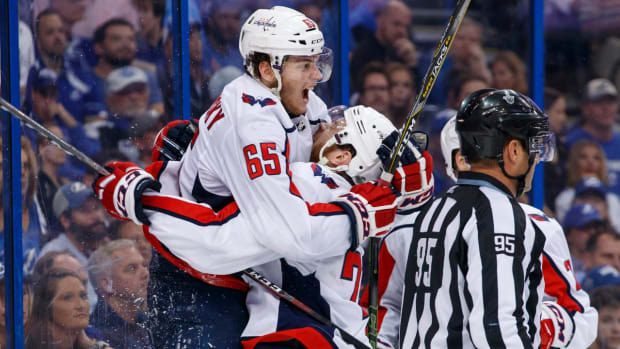 Capitals Top Lightning in Game 7, Advance to Stanley Cup Final - IMAGE