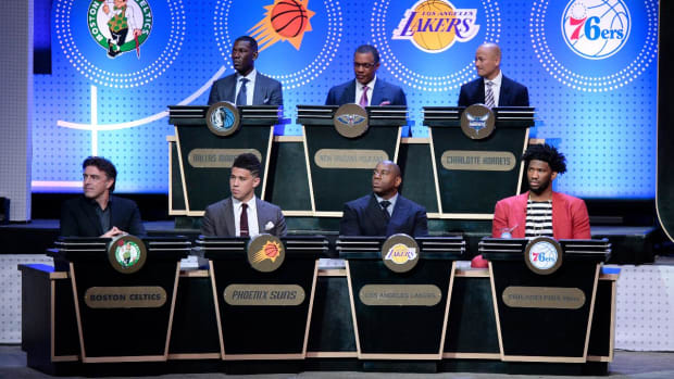 NBA Draft Lottery: Best Chances for the No. 1 Pick