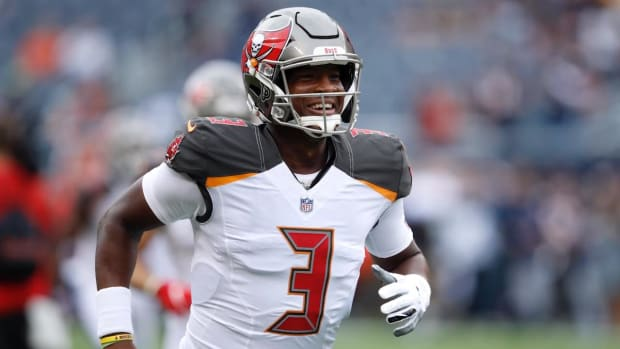 Buccaneers Name Jameis Winston Starting QB--IMAGE