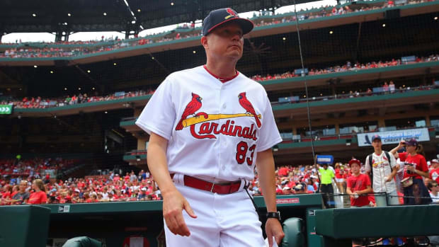 Report: St. Louis Cardinals Name Mike Shildt Manager, Drop Interim Title--IMAGE