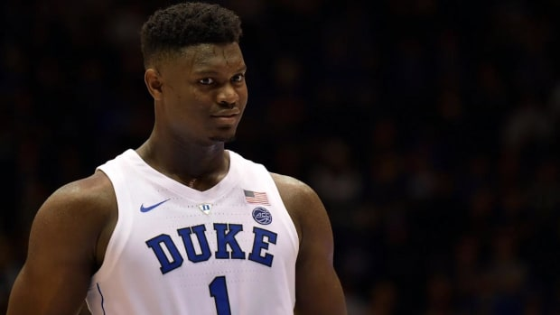 Warriors' Steve Kerr Praises Duke's Zion Williamson--IMAGE