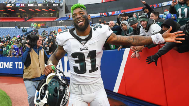 Since returning to the lineup three games ago, cornerback Jalen Mills has solidified the secondary