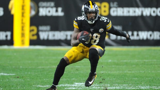 Fantasy Football: Jaylen Samuels Week 9