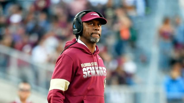 Florida State fires Willie Taggart