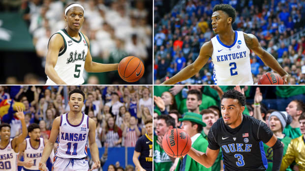 Champions Classic 2019 Duke Michigan State Kentucky Kansas