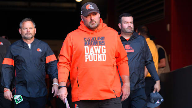 Will Browns fire Freddie Kitchens?