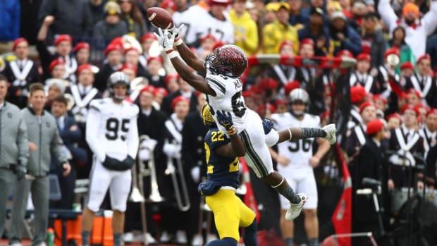 Ohio State Defeats Michigan 31-20, Harbaugh 0-3 vs. OSU--IMAGE