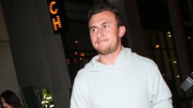Johnny Manziel's Misdemeanor Assault Charge Dismissed - IMAGE