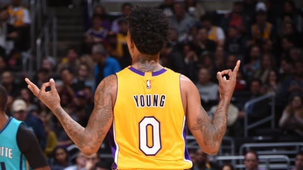 Warriors, Nick Young agree to one-year, $5.2 million contract - IMAGE