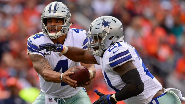 Was the Cowboys Loss to the Broncos Routine or a Sign Of Bigger Problems? - IMAGE