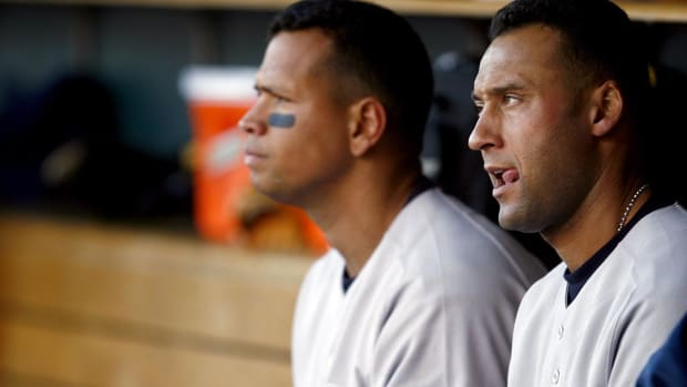Report: Derek Jeter 'beside himself angry' he had to do interview alongside A-Rod - IMAGE