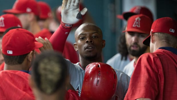 Angels, Justin Upton Agree to 5-Year Deal--IMAGE