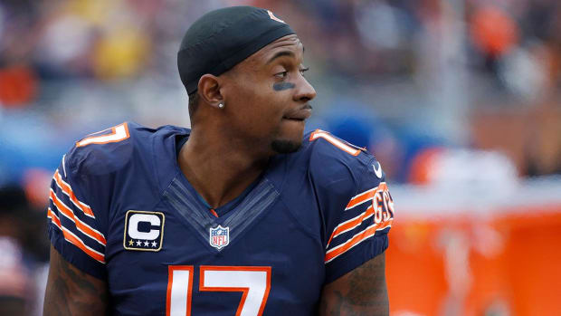 Report: Alshon Jeffery to sign with Eagles - IMAGE