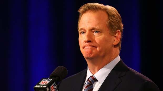 Roger Goodell pours cold water on idea of allowed marijuana use in the NFL