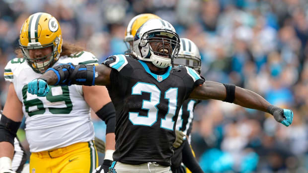 Report: Former All-Pro Cornerback Charles Tillman Training for the FBI - IMAGE