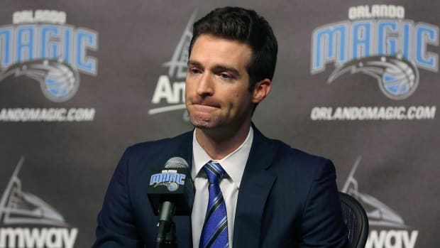 Magic fire GM Rob Hennigan, reportedly eye Grant Hill as president of basketball operations - IMAGE
