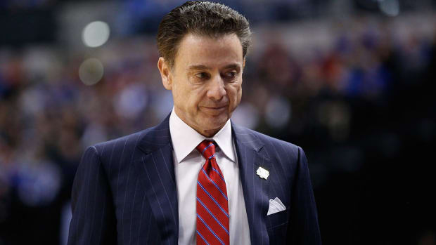 Rick Pitino Officially Out At Louisville--IMAGE