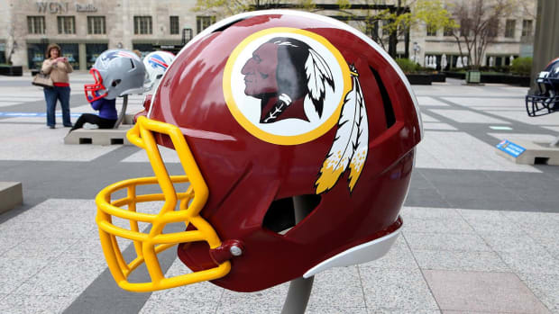 Supreme Court ruling on band's name could impact Redskins trademark case IMAGE