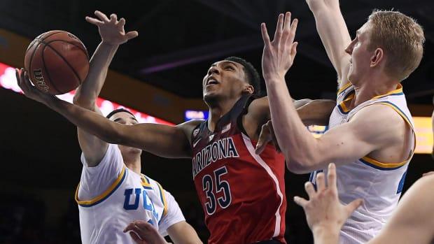 Bracket Watch: UCLA stumbles in West region IMG