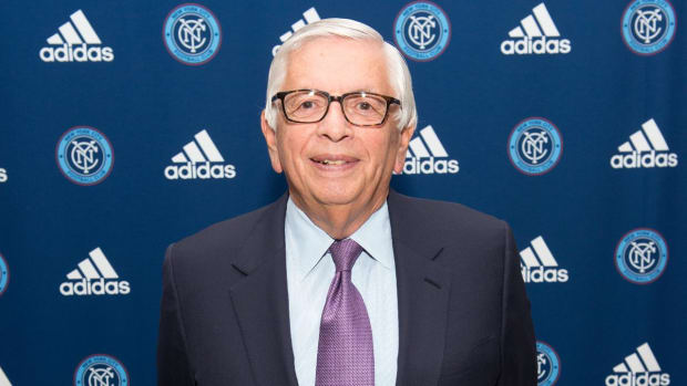 Former NBA Commissioner David Stern: Marijuana 'Probably Should be Removed From Ban List' - IMAGE