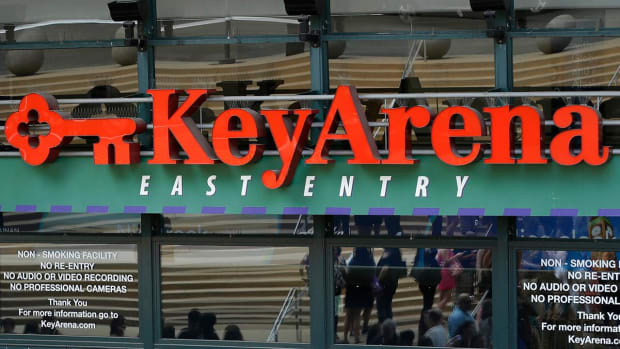 KeyArena to be renovated in efforts to lure NHL, NBA team to Seattle - IMAGE