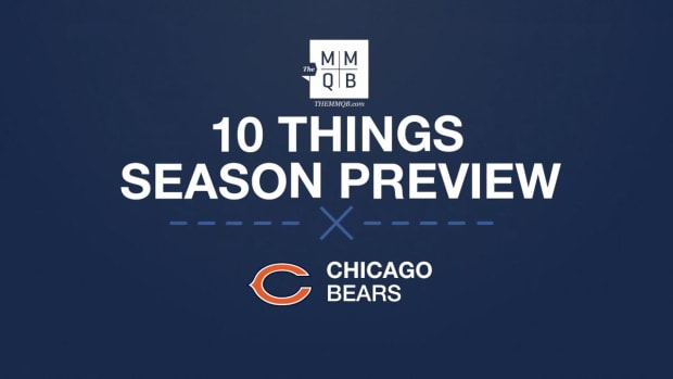 2017 Chicago Bears Preview - IMAGE