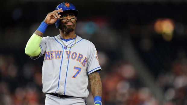 Mets' Jose Reyes sued by ex-mistress IMAGE