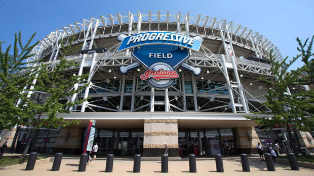 Cleveland Indians' Progressive Field to host 2019 MLB All-Star GameIMAGE
