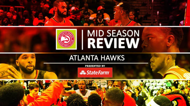 NBA Midseason Review - Atlanta Hawks IMG
