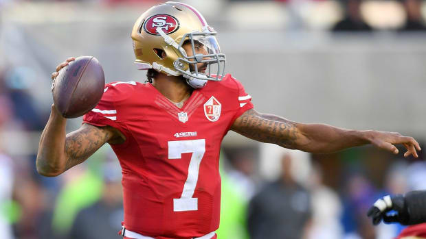 Kaepernick Not Invited to Meeting With NFL Owners, Goodell--IMAGE