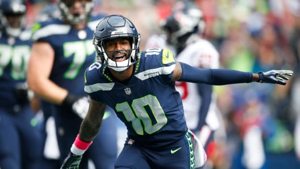 Seahawks WR Paul Richardson a Budding Star in Fantasy Football - IMAGE