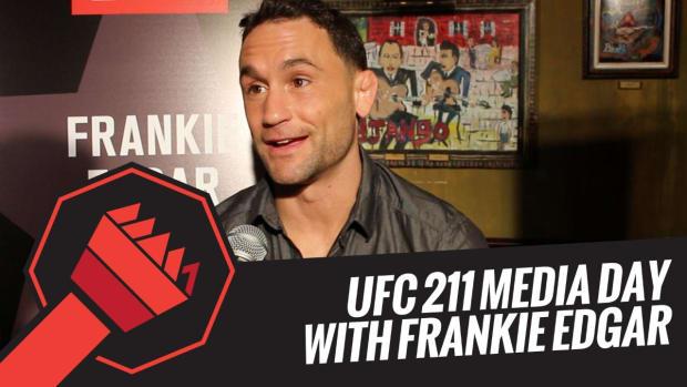 UFC 211 Media Day: Frankie Edgar -- IMG