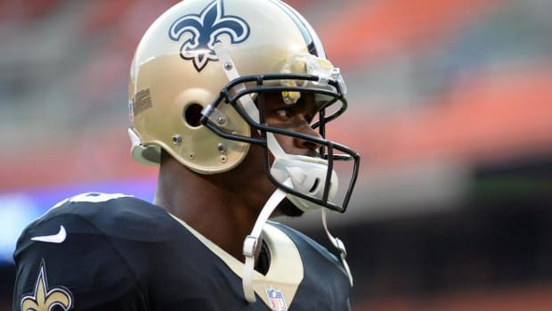 Report: Cardinals Trade for Saints RB Adrian Peterson - IMAGE
