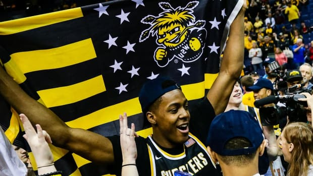Sources: Wichita State in talks to join AAC as soon as 2017-18 - IMAGE